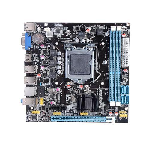 PLACA MÃE LGA 1155 BLUECASE H61 C/ HDMI ATÉ16GB