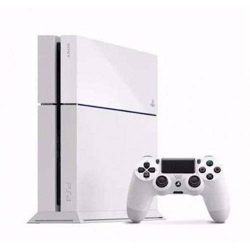PLAYSTATION 4 PS4 500GB BRANCO 1216A + HDMI + 3D SONY