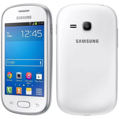 SAMSUNG GALAXY FAME LITE S6790 ANDROID 4.2 - BRANCO