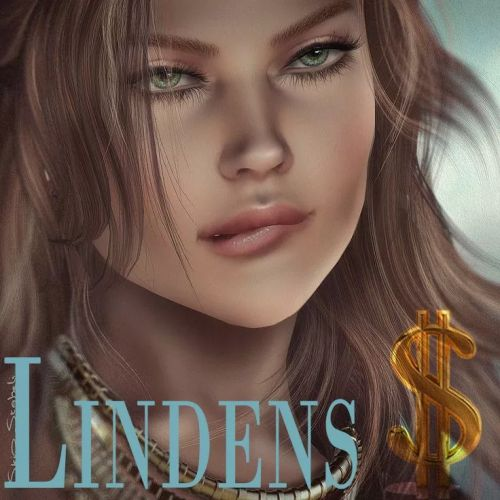 SECOND LIFE 10.000 LINDENS