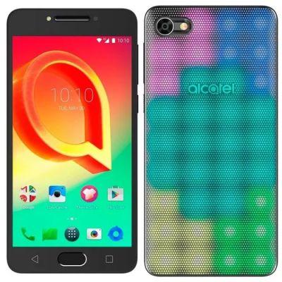 SMARTPHONE ALCATEL A5 LED, DUAL CHIP, PRATA, TELA 5.2 16GB