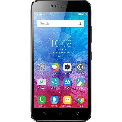 SMARTPHONE LENOVO VIBE K5 A6020L36 GRAFITE DUAL CHIP ANDROID 5.1.1 LOLLIPOP 4G WI-FI MEMÓRIA 16GB OCTA CORE 2GB RAM