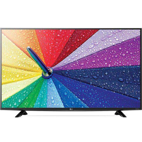 "SMART TV LED 43"" ULTRA HD 4K LG 43UF6400 COM CONVERSOR DIGITAL 2 HDMI 1 USB WEBOS 2.0 WI-FI INTEGRADO"