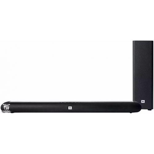 SOUNDBAR JBL CINEMA SB150 2.1 CANAIS 150W BLUETOOTH COM SUBWOOFER