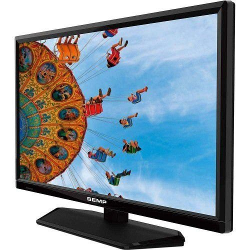 TV LED 24'' HD SEMP TCL L24D2700 HDMI USB CONVERSOR DIGITAL