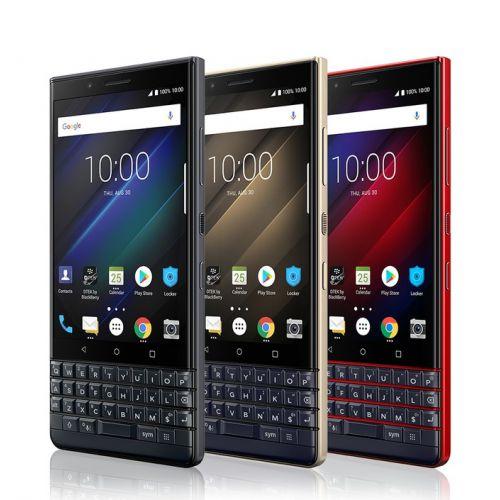 BlackBerry Key2 LE , 4 GB RAM , 32 GB TELA 4.5 13 Mp + 5 Mp
