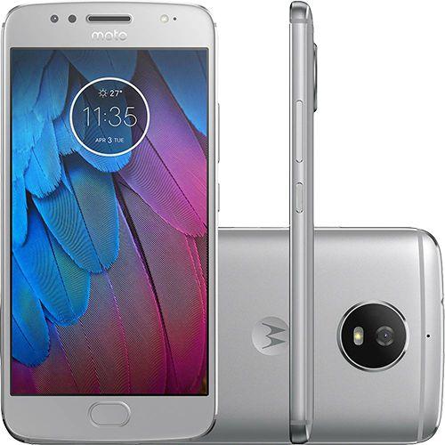 Celular Moto G5s Motorola Tela 5,2 4g 32gb 16mp