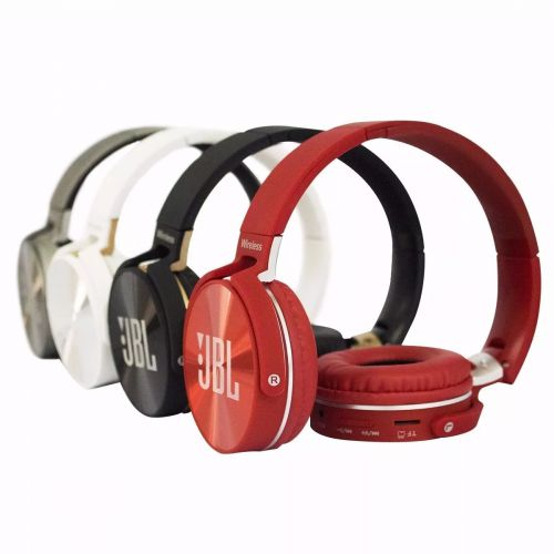FONE DE OUVIDO JBL JB950 SUPER BASS BLUETOOTH HEADSET FM MP3