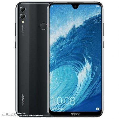 Huawei Honor 8X - 6 GB RAM , 128 GB 4K Dual Sim 6.5