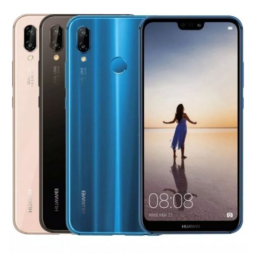Smartphone Huawei P20 Lite 4gb Ram 32gb 5.84 Fhd Dual Chip
