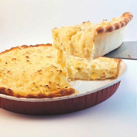 Quatro queijos - Torta do Quarteto - Média - (500g)