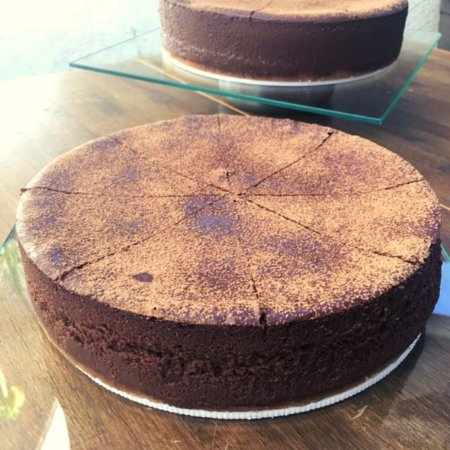 Cheesecake Chocolate Família - 1300g