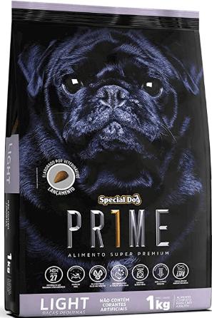 Prime Raças Peq. Light 1kg