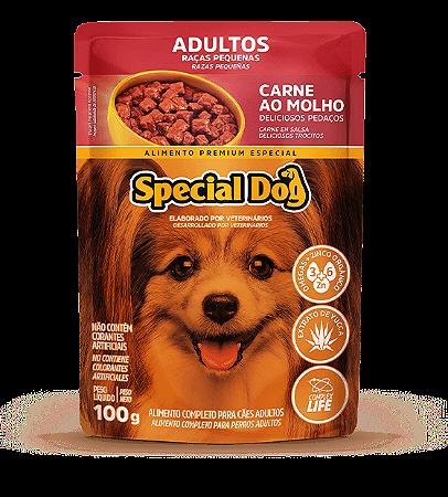 Special Dog Sache Raças Peq. Carne