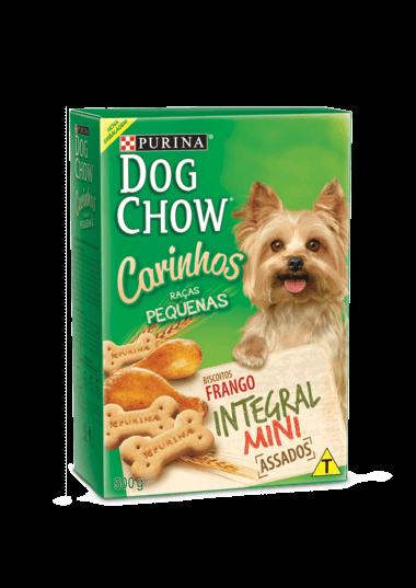 Dog chow Carinhos Int. Raças Peq. 500g