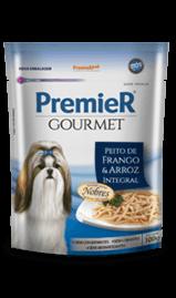 Premier Sache Gourmet Cão Adulto Frango 100g