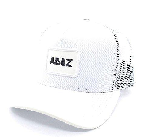 Boné Abaz Trucker - Logo Abaz
