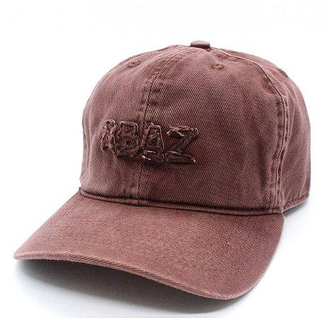 Boné Abaz Dad Hat - Marrom Lavado