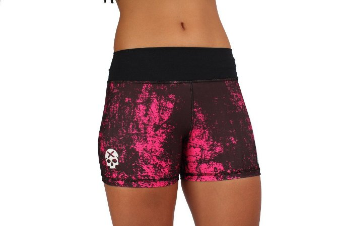 Shorts Médio BS Cross Rosa