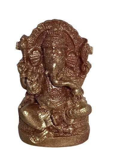 estátua de ganesh 8cm