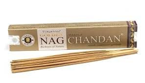 Incenso indiano de massala Nag Chandan