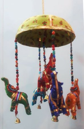 móbile carrossel elefantes