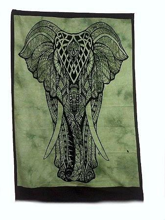 painel indiano de elefante