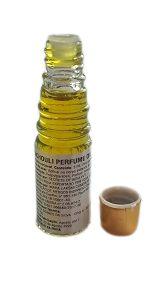 óleo perfumado de patchouli