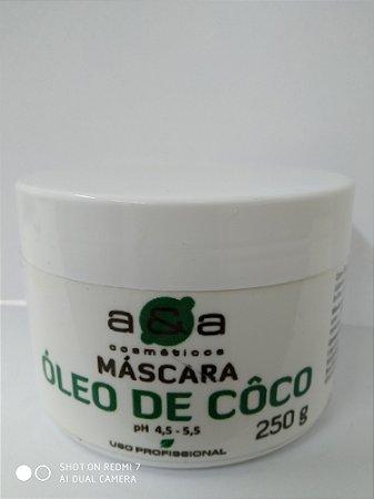 Máscara Óleo de Coco