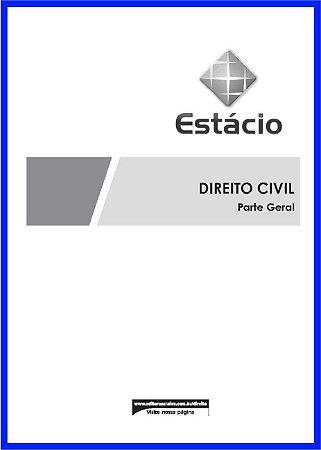 Apostila Estácio - Direito Civil 1 (Teoria)