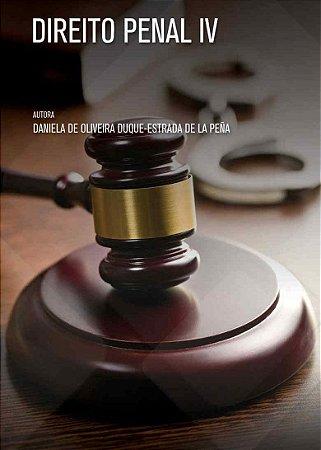Apostila Estácio - Direito Penal 4