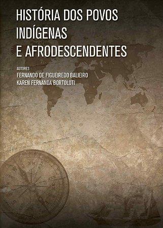 Apostila Estácio - História dos Povos Indígenas e Afro