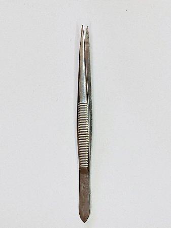 Pinça para extensão de cílios - REF 360