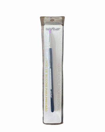 Pincel de silicone para precisão - Macrilan