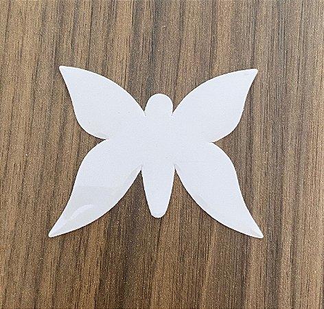 Molde para depilação dos pelos - 10 und (borboleta)
