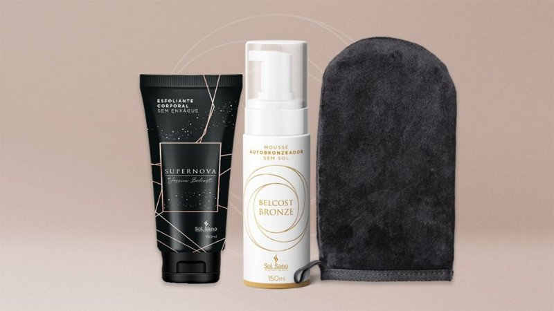 Kit Belcost Bronze e Super Nova