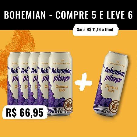 Ofertas Secretas: Bohemian Lata 473ml - Compre 5, Leve 6