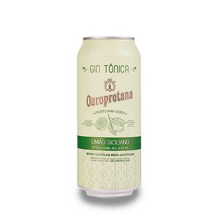 Gin Tônica - Ouropretana - 473ml