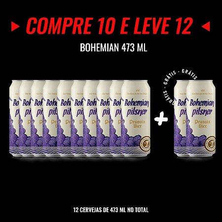 Semana Insana: Compre 10, Leve 12! Bohemian Pilsner Lata 473ml