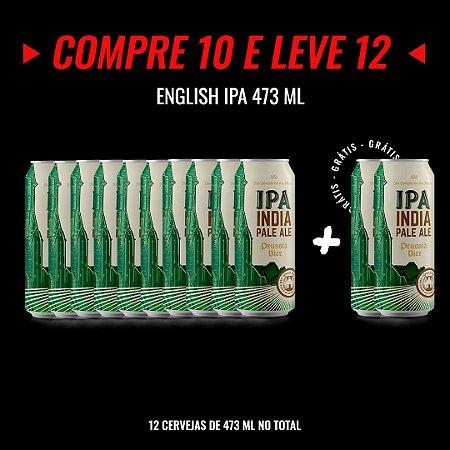 Semana Insana: Compre 10, Leve 12! English IPA Lata 473ml