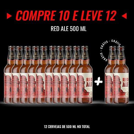Semana Insana: Compre 10, Leve 12! Red Ale Garrafa 500ml