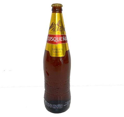Garrafa Golden Lager 620ml - Caixa com 12 unidades
