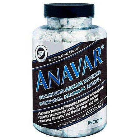 Anavar (180 cápsulas) - Hi-Tech Pharma