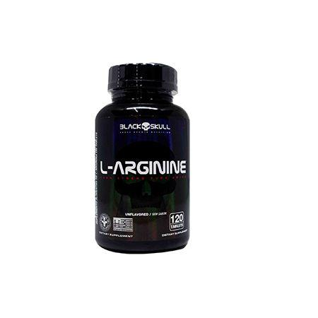 L-ARGININE (120CAPS) - BLACK SKULL