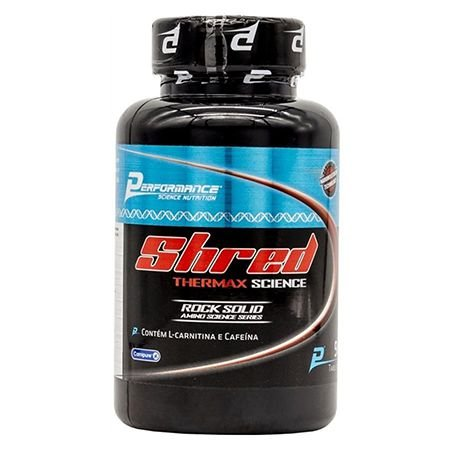 Shred Thermax Science (90 tabletes) - Performance Nutrition