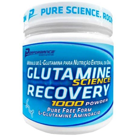 Glutamine Science Recovery (300g) - Performance Nutrition