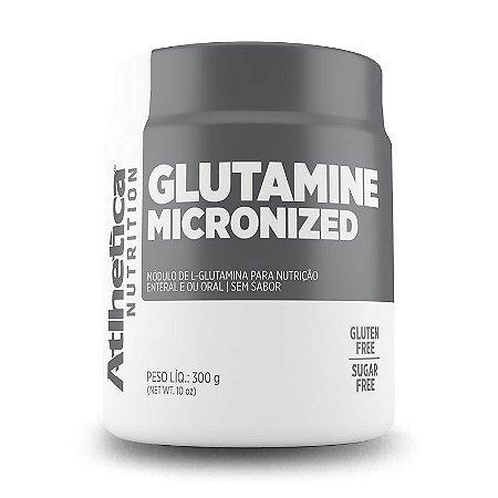 GLUTAMINA MICRONIZED (300G) ATLHETICA NUTRITION
