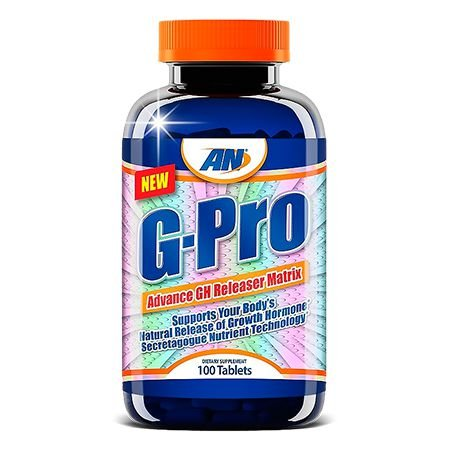 G-PRO (100TABS) ARNOLD NUTRITION