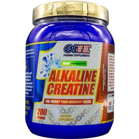 ALKALINE CREATINA (200G) ONE PHARMA