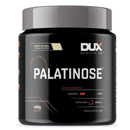 PALATINOSE NATURAL 400G - DUX NUTRITION